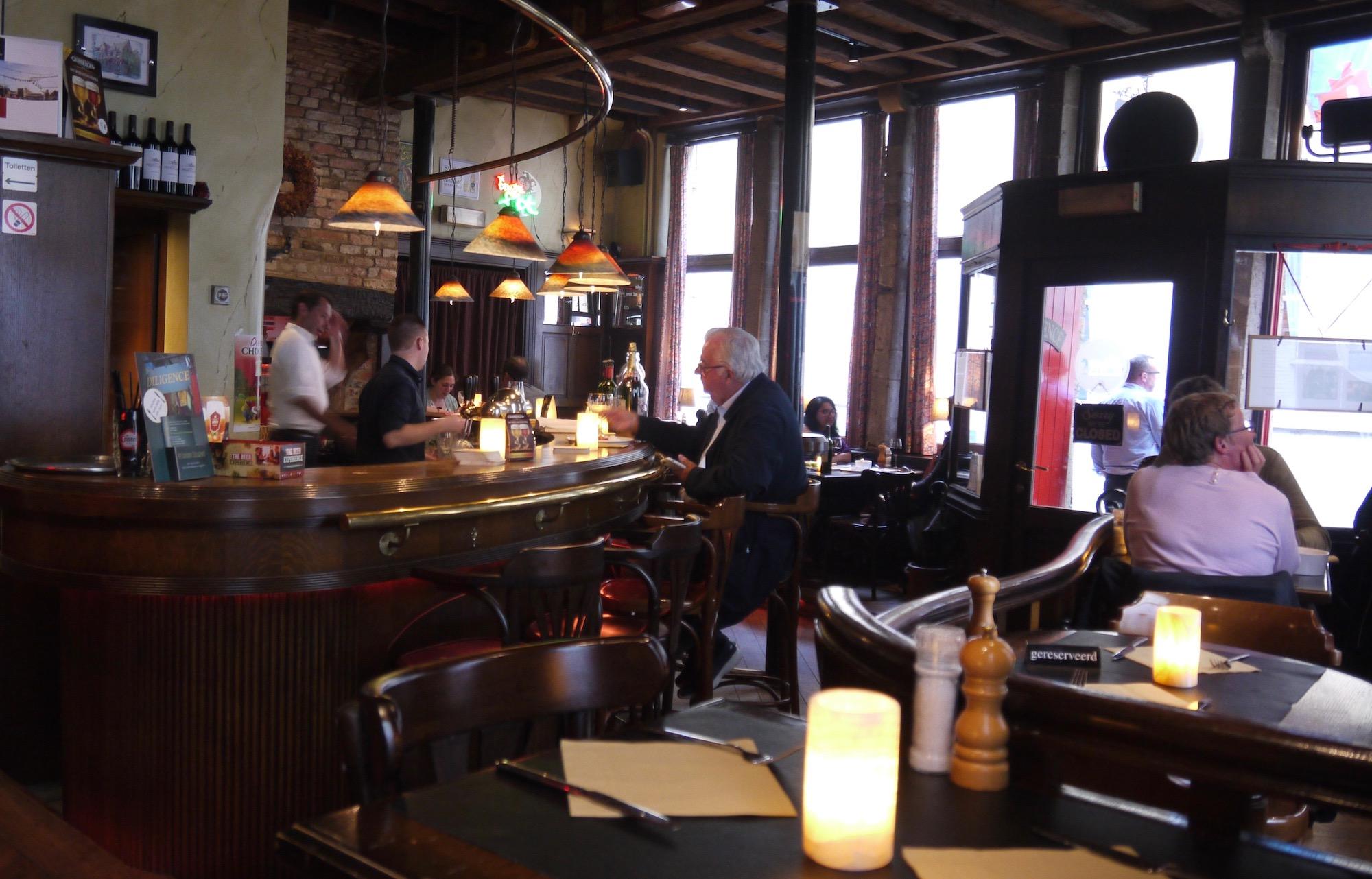 Diligence restaurang Brygge