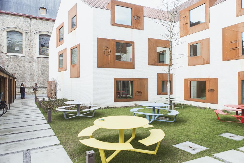 Snuffel hotell i Brygge